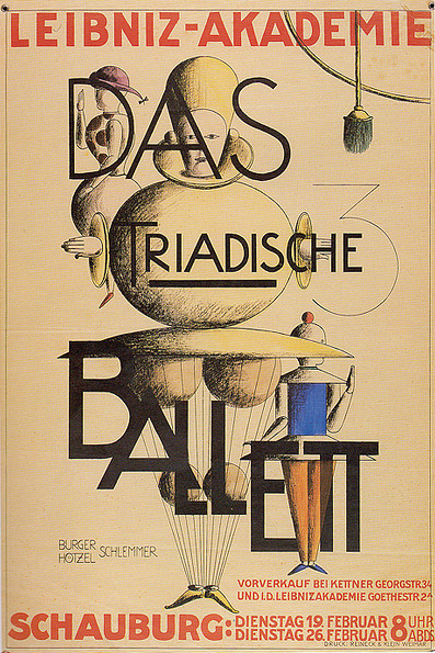 The Triadisches Ballett (Triadic Ballet)