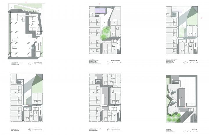 THE SIX : Affordable Housing for Disabled Veterans. Brooks + Scarpa.