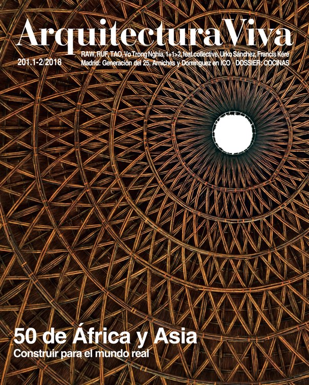 Arquitectura Viva 201 50 FROM AFRICA AND ASIA