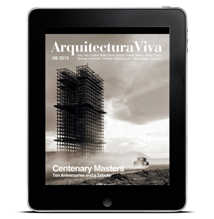 ArchPAPERS_arquitecturaviva 150. CENTENARY MASTERS