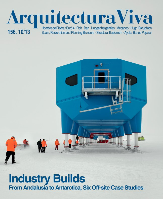 Arquitectura Viva 156 Industry Builds. ArchPAPERS HD Digital Editions