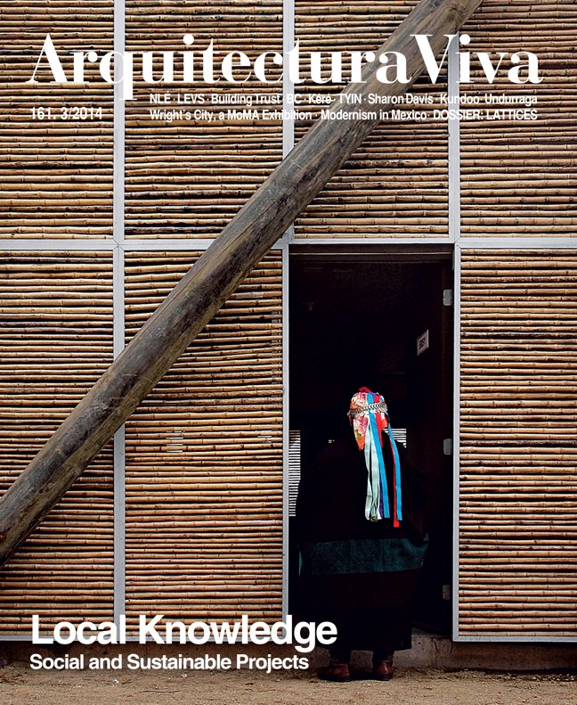 Arquitectura Viva 161 LOCAL KNOWLEDGE. ArchPAPERS HD Digital Editions
