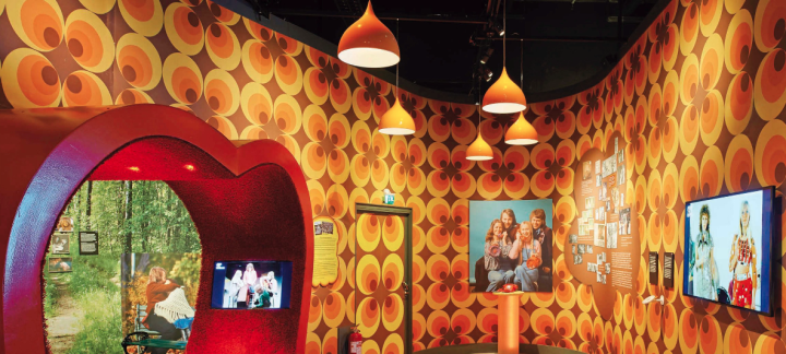 ABBA THE MUSEUM. STOCKHOLM, SWEDEN. BLINK. PROYECTO CONTRACT #104 2014 -casaviva-. ArchPAPERS - HD Digital Editions.