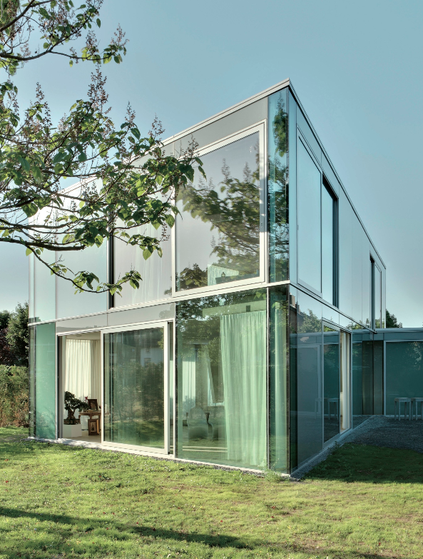 H' HOUSE IN MAASTRICHT, THE NETHERLANDS. CASA H EN MAASTRICHT. HOLANDA. WIEL ARETS. TC Cuadernos 109/110 WIEL ARETS. ARQUITECTURA 1997-2013. ArchPAPERS HD Architecture Editions